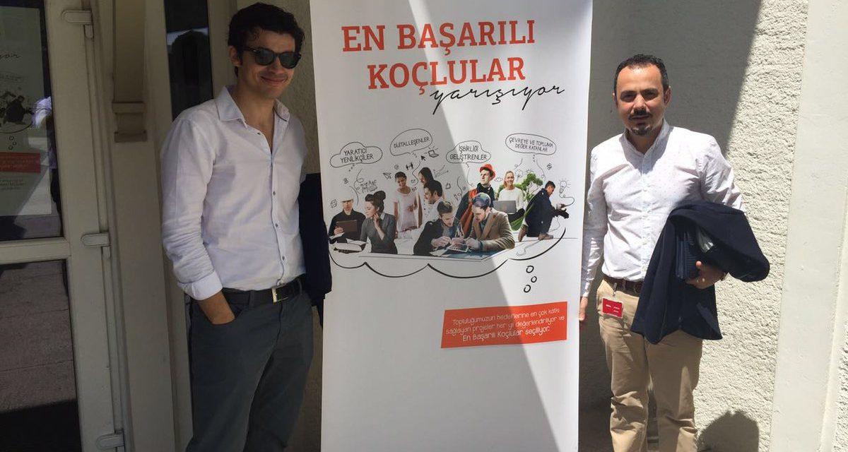 Bibliopera En Başarılı Koçlular yarışmasında İşbirliği Geliştirenler Ödülü aldı.