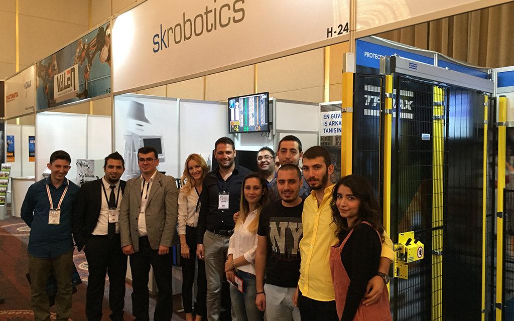 SK Robotik Robot Yatırımları Zirvesinde